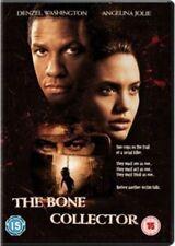 The Bone Collector DVD 2000 by Denzel Washington Angelina Jolie Bo Dietl Da