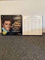33 Rpm 5 Lp Set Limited Edition Collectors Treasury Elvis Presley 1977
