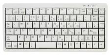Cherry Americas - G84-4100LCMGB-0 - Compact Usb Wired Keyboard, Grey