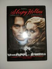 Sleepy Hollow (DVD Bilingual) - Tested! - Free Shipping!!
