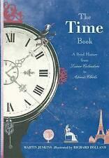 El libro de tiempo: una breve historia de Lunar Calendarios a relojes atómicos, Jenkins, M