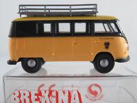 """Brekina VW T1b Kombi (1960) """"ÖSTERREICHISCHE POST"""" 1:87/H0 NEU/OVP"""