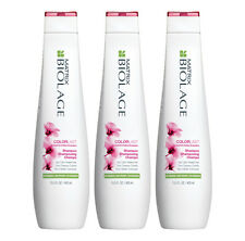 Matrix Biolage ColorLast Shampoo 13.5 oz  PACK OF 3
