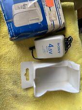 Genuine Sony Ac Adaptor AC-D3  Used 4.5