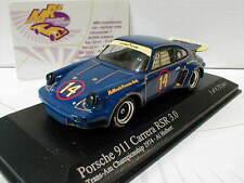 Porsche Tourenwagen- & Sportwagen-Modelle in limitierter Auflage