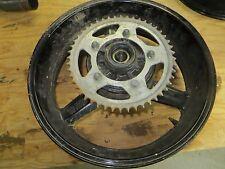 1999-2002 Yamaha R6 rear wheel w/sprocket carrier