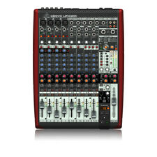 Behringer Xenyx UFX1204 12 Input 4 Bus Small Format Mixer Mixing Desk
