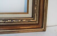 VINTAGE WOOD FRAME FOR PAINTING 10 X 8  INCH OUTSIDE 18 X 16 INCH