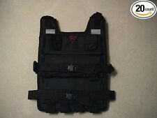Weighted Vest Fitness Exercise Vest 80lbs