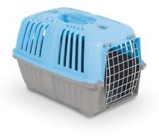 Trasportino Pratiko con imbullonata per gatto cane