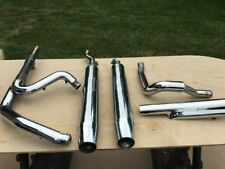 Harley Exhaust System--2015 Trike Ultra Glide--Approx 3,000 miles usage on bike