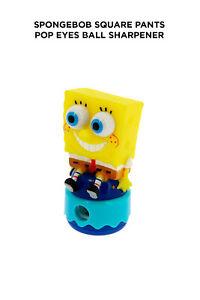 SpongeBob Square pants Pop Eyes Ball sharpener