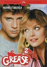 Grease 2 DVD - Michelle Pfeiffer, Maxwell Caulfield Region 4 - NEW SEALED