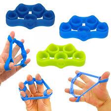 Finger Expander-Set 3-tlg. Daumen- und Fingertrainer Handtrainer Finger-Hantel
