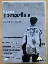 I Am David DVD 2003 Holocaust Drama Molvie with Jim Caviezel and Joan Plowright