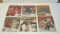 2003 Lot of 35 The Hockey News NHL Issues  Devils Stanley Cup-Gretzky Outdoors