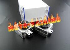 2 New D1S 8000K HID Xenon Headlight Light bulbs OEM Direct Replacement 35 Watt A