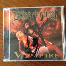 Cradle Of Filth – Vempire Or Dark Faerytales In Phallustein  (signed CD)
