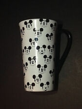 DISNEY STORE Mug MICKEY MOUSE LATTE YOO HOO Cup 16 oz NEW