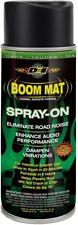 Spray-On Boom Mat Sound Deadener