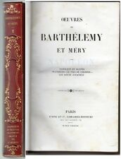 C1 NAPOLEON EN EGYPTE / JOURNEES REVOLUTION / WATERLOO Illustre RAFFET 1838 TBE