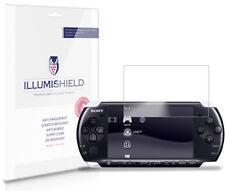 iLLumiShield HD Screen Protector w Anti-Bubble/Print 3x for Sony PSP 2000