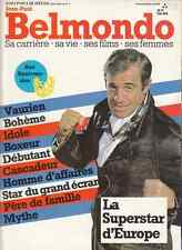 MAGAZINE FOTO POPULAR SPECIAL HORS SERIE N°2 CONSACRE EXCLUSIVEMENT A BELMONDO