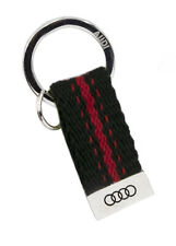 Audi Fabric Loop Keyfob