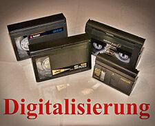 Video8, Hi8 oder Digital8 auf DVD kopieren, digitalisieren