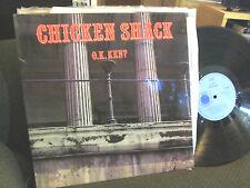 Chicken Shack lp O.K. Ken? 1968 Fleetwood Mac Savoy Brown Christine McVie OK !!