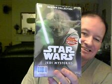 DISNEY STAR WARS JEDI MYSTERIES  4 BOOK SET PERFECT CHRISTMAS GIFT!