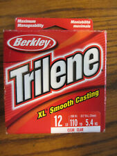 Berkley Trilene XL 12lb-test 110 yds. CLEAR