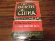 The Birth of China:A Study of the Formative Period of Chinese Civilization by...