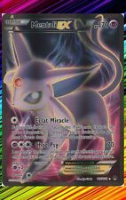 Mentali EX Full Art- XY9:Rupture Turbo - 117/122 - Carte Pokemon Neuve Française