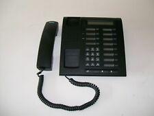 Siemens Anlagentelefon Optiset E Standard schwarz + Hörer + Hörerkabel gebraucht