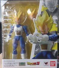 Bandai Dragonball Z S.H.Figuarts SS Super Saiyan Vegeta action figure in stock!
