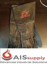 Steiner 0266-S TIG Gloves, Premium Grain Kidskin, Unlined 4-Inch Cuff, Small