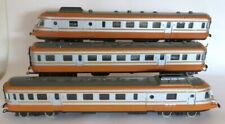 Lima SNCF 3 part DMU RGP 825 RH turbotrain - - - - dieseltreinstel