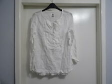 WOMENS OLD NAVY 100% INDIA COTTON LONG SLEEVE SHIRT SIZE XS