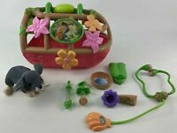 Tinkerbell Cheese Vet Kit Plush Mouse Disney Fairies Tools and Case Toy CDI