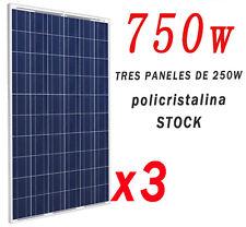 panneau solaire 250w en vente ebay. Black Bedroom Furniture Sets. Home Design Ideas