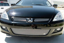 Grille-EX, 2 Door, Coupe GRILLCRAFT H1137-38S fits 2006 Honda Accord