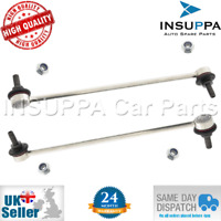 2X FRONT STABILISER ANTI ROLL BAR DROP LINKS FOR FORD FOCUS MK2 MK3 C-MAX KUGA