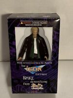 Buffy The Vampire Slayer SPIKE Action Figure Ikon Exclusive Green Shirt Moore