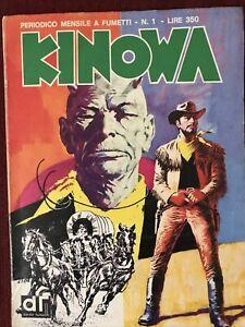 KINOWA 1 edizioni DARDO ANNO 1976