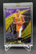 Dwight Howard 19-20 Select Fastbreak Courtside Gold Disco #8/10 ( Lakers )