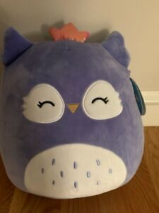 NWT Fania the Owl Squishmallow 11 inches