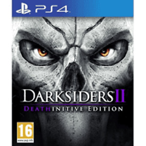 Darksiders II 2 Deathinitive Edition PS4 VERY GOOD FREE POST+ TRACKING !
