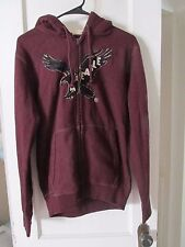 American Eagle Outfitters Zip Hoodie Fleece Lined Size Small NWOT