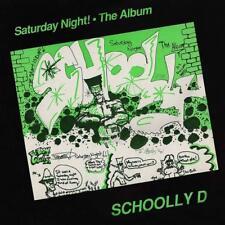 SCHOOLLY D - SATURDAY NIGHT! THE ALBUM (BON   CD NEW!